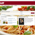 Screenshot www.zagat.com