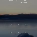 Cyanogenmod 9 Lockscreen