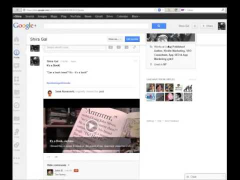 Google+ Blog WordPress Plugin