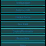 Screenshot Ingress am Samsung Galaxy S: Zum Start gibt es einige Übungsmissionen, um Anzeige, Steuerung, Story und die beiden gegnerischen Seiten kurz kennenzulernen. - Diese Missionen können auch später jederzeit wiederholt werden.