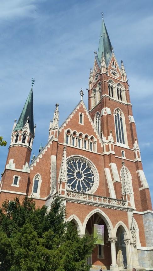 Herz-Jesu-Kirche - Foto: Michal Adamec