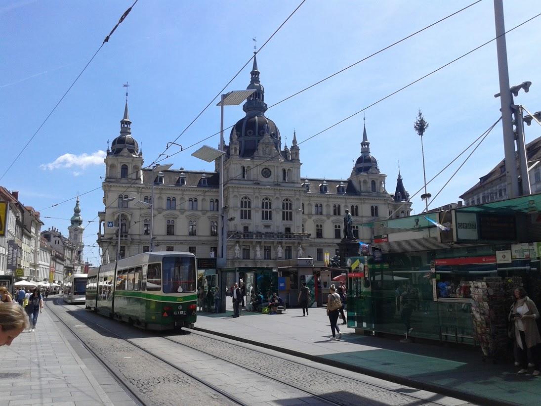 Rathaus - Foto: Viktor Jánoš