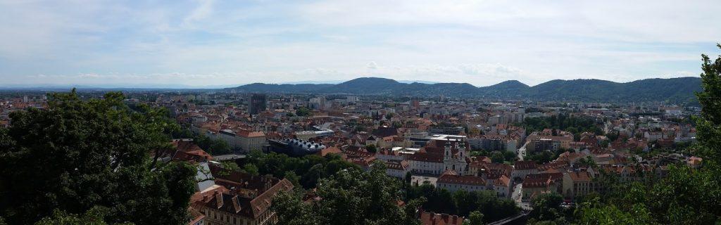 Schlossbergblick Panorama - Foto: Imre Szebényi