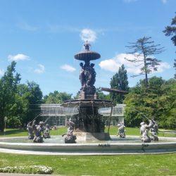 Stadtparkbrunnen - Foto: Michal Adamec