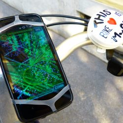 Ingress am Fahrrad - Foto: Reinhard Ungerböck